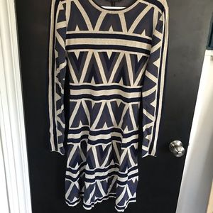 BCBG Maxazria Sweater Dress